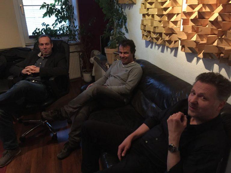 Studiosession 2014